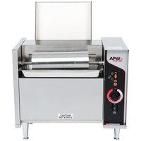 APW Wyott M-95-2CD Vertical Conveyor Bun Grill Toaster - 208V