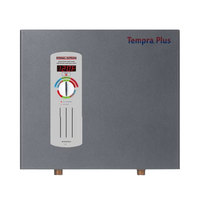 Stiebel Eltron 224199 Tempra 24 Plus Whole House Tankless Electric Water Heater - 18/24 kW, 0.58 GPM