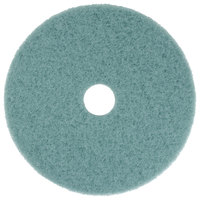 Scrubble by ACS 31-20 Type 31 20 inch Aqua Burnishing UHS Floor Pad - 5/Case