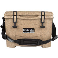 Grizzly Cooler Sandstone 15 Qt. Extreme Outdoor Merchandiser / Cooler