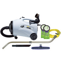 proteam 10 qt provac cn canister vacuum cleaner with xover tool kit d