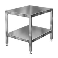 Hobart CUTTER-TABLE3 27 inch x 32 inch Table for Food Cutters