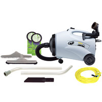 ProTeam 103220 10 Qt. ProVac CN Canister Vacuum Cleaner with 100727 Restaurant Tool Kit - 120V