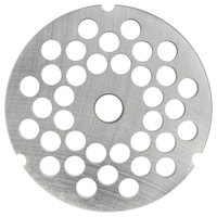 Hobart 3246PLT-1/4S #32 1/4 inch Stay Sharp Grinder Plate for 4146, 4246, 4732, MG2032, and MG1532 Meat Grinders / Choppers