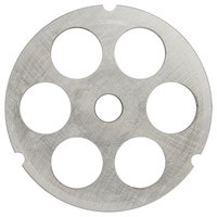Hobart 3246PLT-1/2S #32 1/2 inch Stay Sharp Grinder Plate for 4146, 4246, 4732, MG2032, and MG1532 Meat Grinders / Choppers