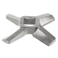 Hobart 22KNF-STA/SH #22 Stay Sharp Knife for 4822 Meat Choppers and #22 Grinding Ends