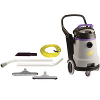 ProTeam 107131 20 Gallon ProGuard 20 Wet / Dry Vacuum with Tool Kit - 120V