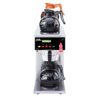 Curtis ALP3GT63A000 12 Cup Coffee Brewer with 1 Lower and 2 Upper Warmers - 120/220V