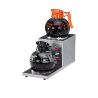 Curtis AW-2S-10 Step Up Two Burner Decanter Warmer