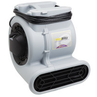 ProTeam 107132 ProBlitz 3 Speed Air Mover with 30' Cord - 1/2 hp