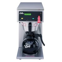 Curtis ALP1GT12A000 12 Cup Coffee Brewer with 1 Lower Warmer - 120V