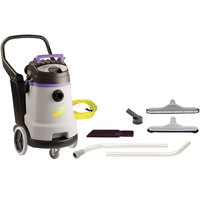 ProTeam 107130 15 Gallon ProGuard 15 Wet / Dry Vacuum with Tool Kit - 120V
