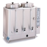 Curtis RU-1000-35 Natural Gas Automatic Twin 10 Gallon Coffee Urn