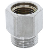T&S 000546-25 3/8 inch NPT Female x 3/4-14 UNS Male Adapter
