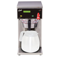 Curtis D60GT63A000 Low Profile Thermal Carafe Coffee Brewer -120/220V