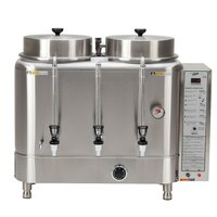 Curtis RU-300-35 Natural Gas Automatic Twin 3 Gallon Coffee Urn