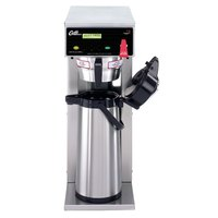 Curtis D500GTH12A000 Automatic Tall Height Airpot Coffee Brewer with Digital Controls - 120V
