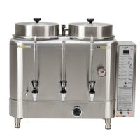 Curtis RU-300-12 Automatic Twin 3 Gallon Coffee Urn - 120/220V