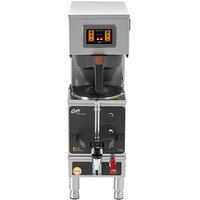 Curtis G4GEMS63A1000 Gemini Stainless Steel Satellite Coffee Brewer - 120/220V