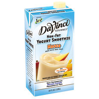 DaVinci Gourmet Mango Non-Fat Yogurt Fruit Smoothie Mix - 64 oz.