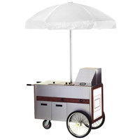 Eagle Group HDC48-120NYF Hot Dog Cart 48 inch x 22 1/2 inch - 120V