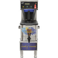 Curtis CBP Low Profile Combo Coffee / Tea Brewer - 120V