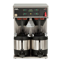 Curtis TP1T19A1000 ThermoPro Twin 2 Gallon Coffee Brewer - 220V, 3 Phase