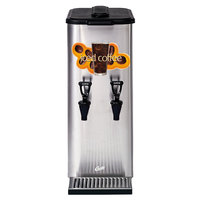 Curtis TCC2C Dual Faucet Liquid Iced Coffee Dispenser