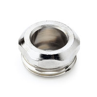 T&S 000718-25M Faucet Packing Nut - 12/Case
