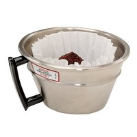 Curtis UP-10 Coffee Filter for RU-1000 Coffee Urns - 500/Case