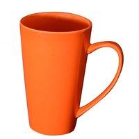 10 Strawberry Street XLMUG-ORG 24 oz. Orange Oversized Latte Mug - 12/Case