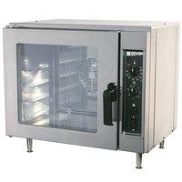 Doyon NCO5 208/1 Half Size Countertop Electric Convection Oven - 208V, 4 kW