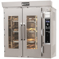 Doyon JA8G Jet Air Natural Gas Single Deck Bakery Convection Oven - 120V, 65,000 BTU