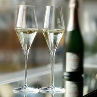 Stolzle 2310029T Quatrophil 10.25 oz. Champagne Flute - 6/Pack