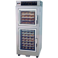 NU-VU UB-E4/8 Double Deck Electric Oven Proofer Combo - 208V, 1 Phase, 7.9 kW