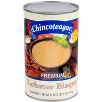 Chincoteague 51 oz. Condensed Lobster Bisque - 6/Case