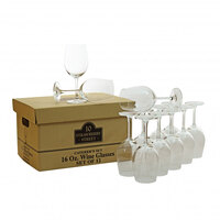 10 Strawberry Street CATERING-12-WINE 16 oz. Wine Glasses - 24/Case