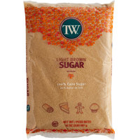 2 lb. Light Brown Sugar - 12/Case