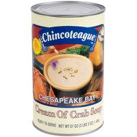 Chincoteague 51 oz. Cream of Crab Soup - 6/Case