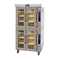 Doyon JA12SL Jet Air Double Deck Side Load Electric Bakery Convection Oven - 208V, 3 Phase, 21.5 kW