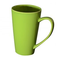 10 Strawberry Street XLMUG-GRN 24 oz. Green Oversized Latte Mug - 12/Case
