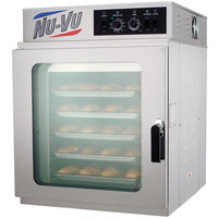 NU-VU RM-5T Full Size Electric Countertop Convection Oven - 208V, 1 Phase, 7 kW