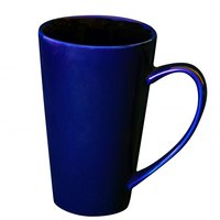 10 Strawberry Street XLMUG-CBL 24 oz. Cobalt Oversized Latte Mug - 12/Case