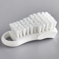 White Cutting Board Brush