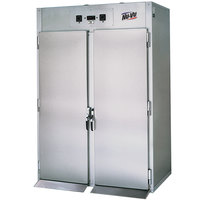 NU-VU ASMP-36 Two Section Full Height Roll-In Proofer - 208V, 1 Phase, 4 kW