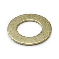 T&S 000999-45 1 5/8 inch OD Brass Faucet Washer