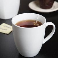 10 Strawberry Street CATERING-12-MUG-W 12 oz. White Round Porcelain Mug   - 12/Case