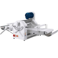 Doyon LSA616 75 1/2 inch Reversible Dough Sheeter