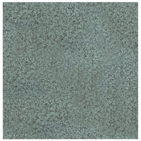 Grosfillex 99872125 36 inch x 36 inch Granite Green Square Molded Melamine Outdoor Table Top