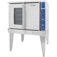 Garland / U.S. Range SUMG-200 Summit Series Natural Gas Double Deck Full Size Convection Oven - 106,000 BTU